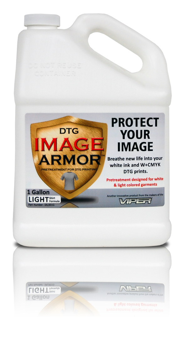 Image Armor Light Pretreatment - 1 Gallon