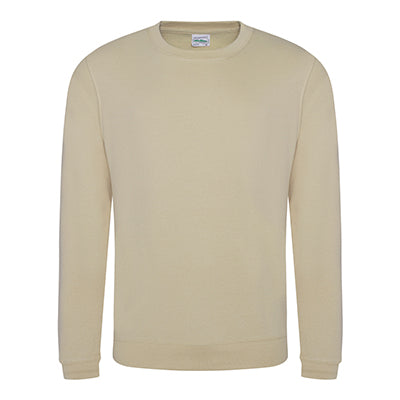 College Crew Neck Sweatshirt - Desert Sand - Equipment Zone Online Store