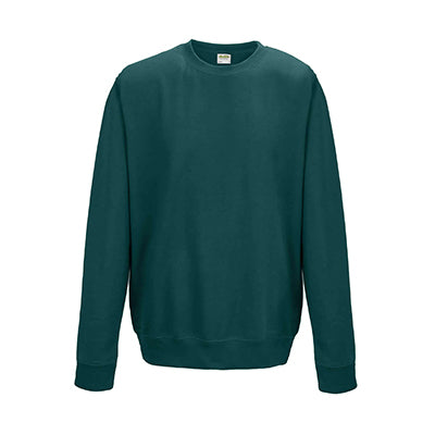 College Crew Neck Sweatshirt - Jade - Equipment Zone Online Store