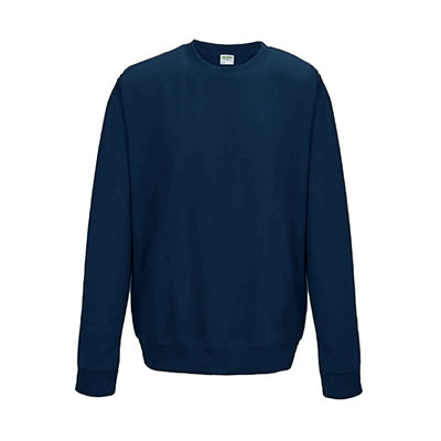 College Crew Neck Sweatshirt - Oxford Navy - Equipment Zone Online Store