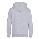 Youth Hoodie - Heather Grey