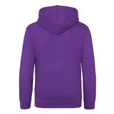 Youth Hoodie - Purple - Equipment Zone Online Store