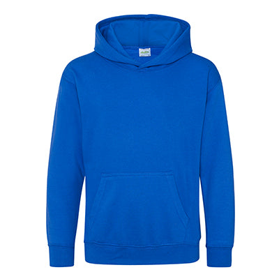 Youth College Hoodie - Royal Blue