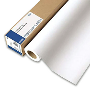 "EPSON GS Canvas Gloss, 24"" x 75' Roll - Equipment Zone Online Store"