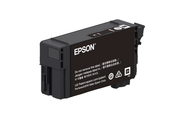 Epson T41P, 350ml Black Ink Cartridge, High Capacity