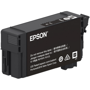 Epson T40W, 80ml Black Ink Cartridge, High Capacity