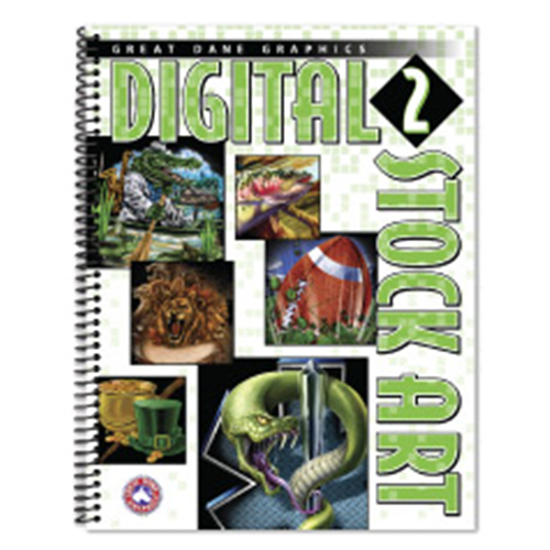 Digital Printing Stock Art Collections, Volume 2