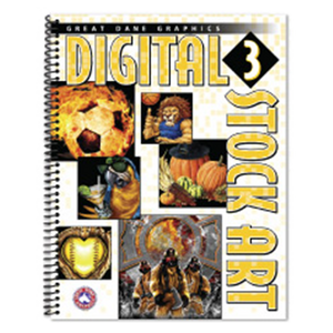 Digital Printing Stock Art Collections, Volume 3 - Equipment Zone Online Store