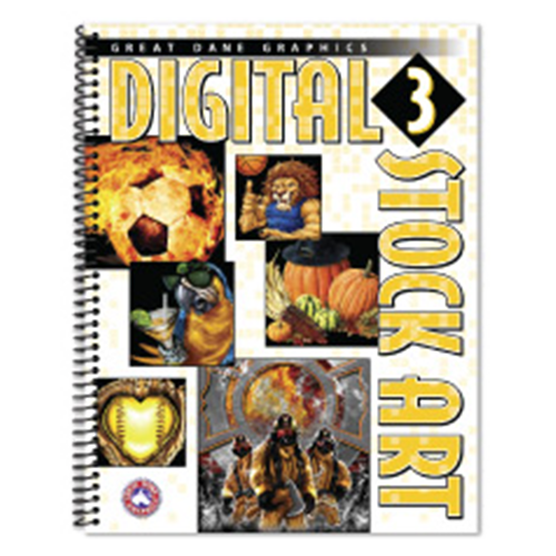 Digital Printing Stock Art Collections, Volume 3