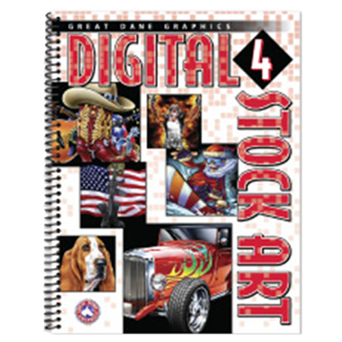 Digital Printing Stock Art Collections, Volume 4