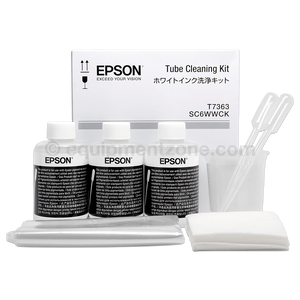 Tube Wash Kit for Epson SureColor F2000 DTG Printer - Equipment Zone