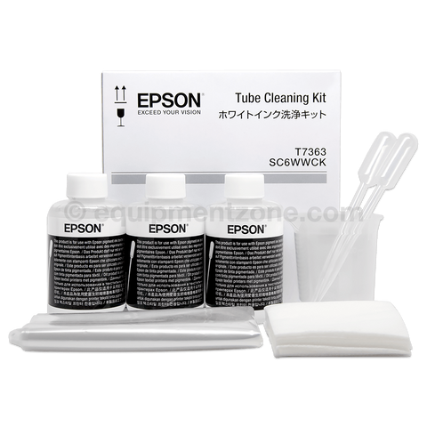 Tube Wash Kit for Epson SureColor F2000 DTG Printer