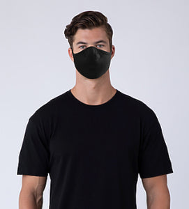 2 Layer Cotton Face Mask - 24 Pieces Per Pack - Equipment Zone Online Store