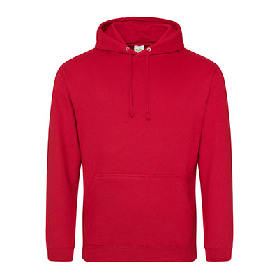 HOODIE - FIRE RED - Equipment Zone Online Store