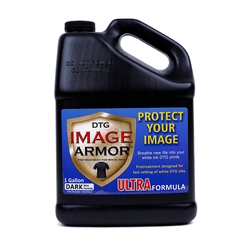 Image Armor Ultra Pretreatment For Epson F2000 & Non Epson DTG Printers or when using Image Armor E-Series Ink - 1 Gallon