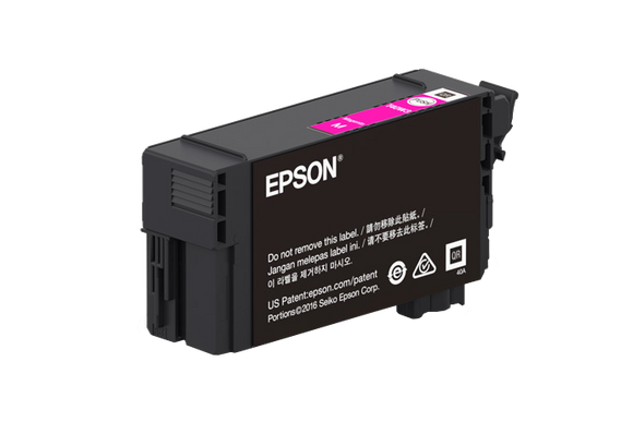 Epson T41W, 110ml Magenta Ink Cartridge