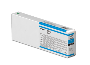 Epson UltraChrome HD/HDX Cyan Ink Cartridge