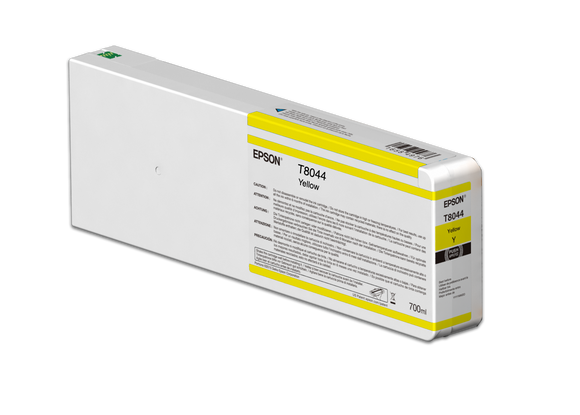 Epson UltraChrome HD/HDX Yellow Ink Cartridge - 700ML - Equipment Zone Online Store