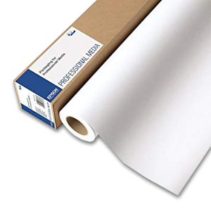 "GS Canvas Gloss Paper 54"" x 75'"