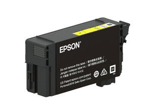 Epson T41P, 350ml Yellow Ink Cartridge, High Capacity