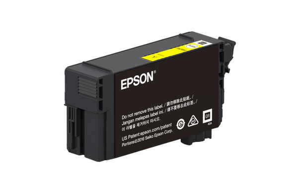 Epson T41W, 110ml Yellow Ink Cartridge