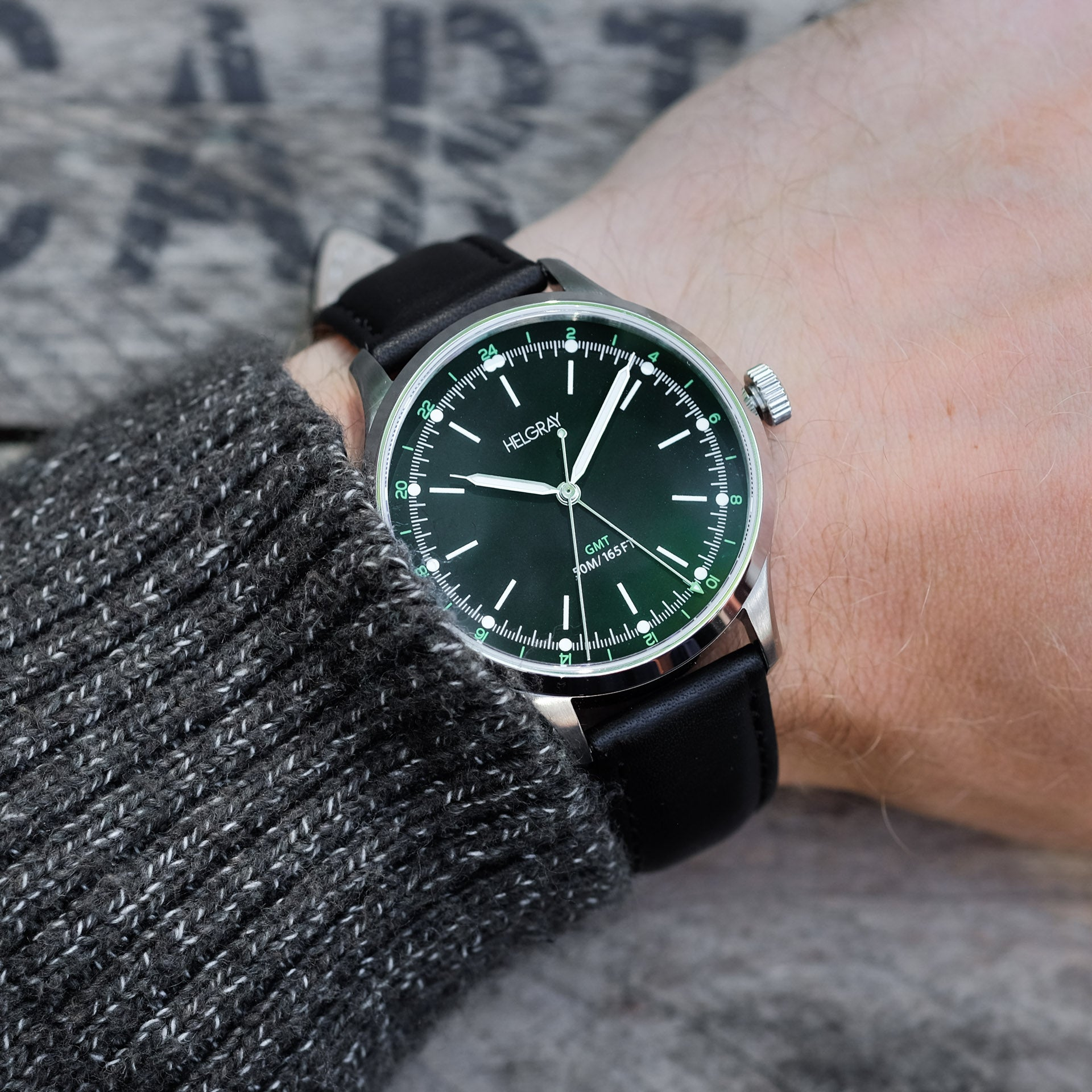 08f80b175a6 Styled after vintage military watches