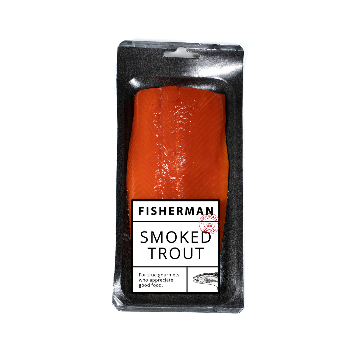 Smoked Trout 300g (10.5oz) bite