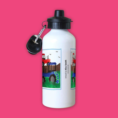 The 'A' List - Sports Bottle