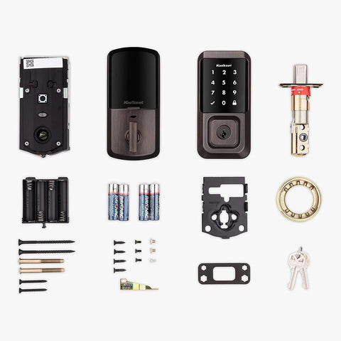 Locksmith Vaughan keypad parts