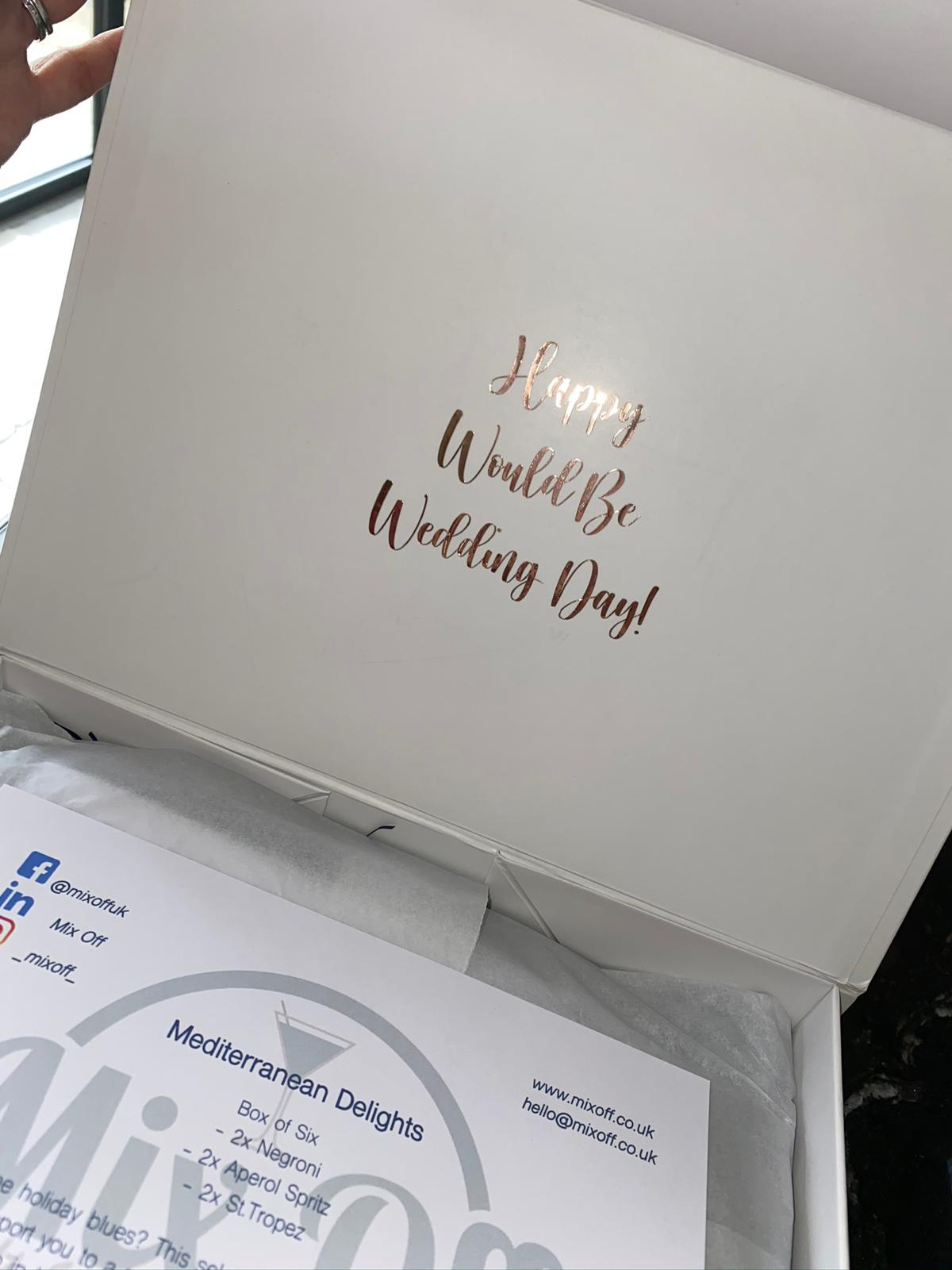 Personalised Box Messaging