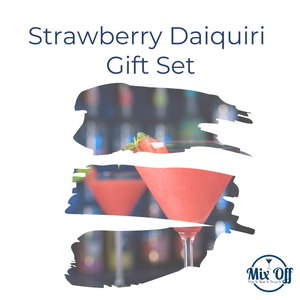 Strawberry Daiquiri Gift Set