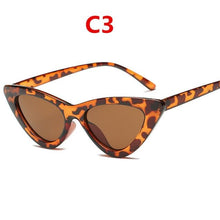 Load image into Gallery viewer, Designer Vintage Retro Cat Eye Glasses