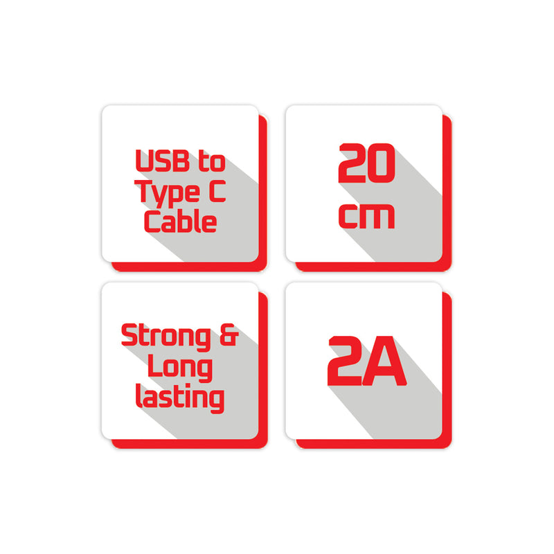 Z-CC20 - High Quality Type C Cable - Zebster