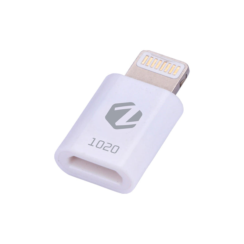 Z-LM30A Lightning to Micro USB Adapter