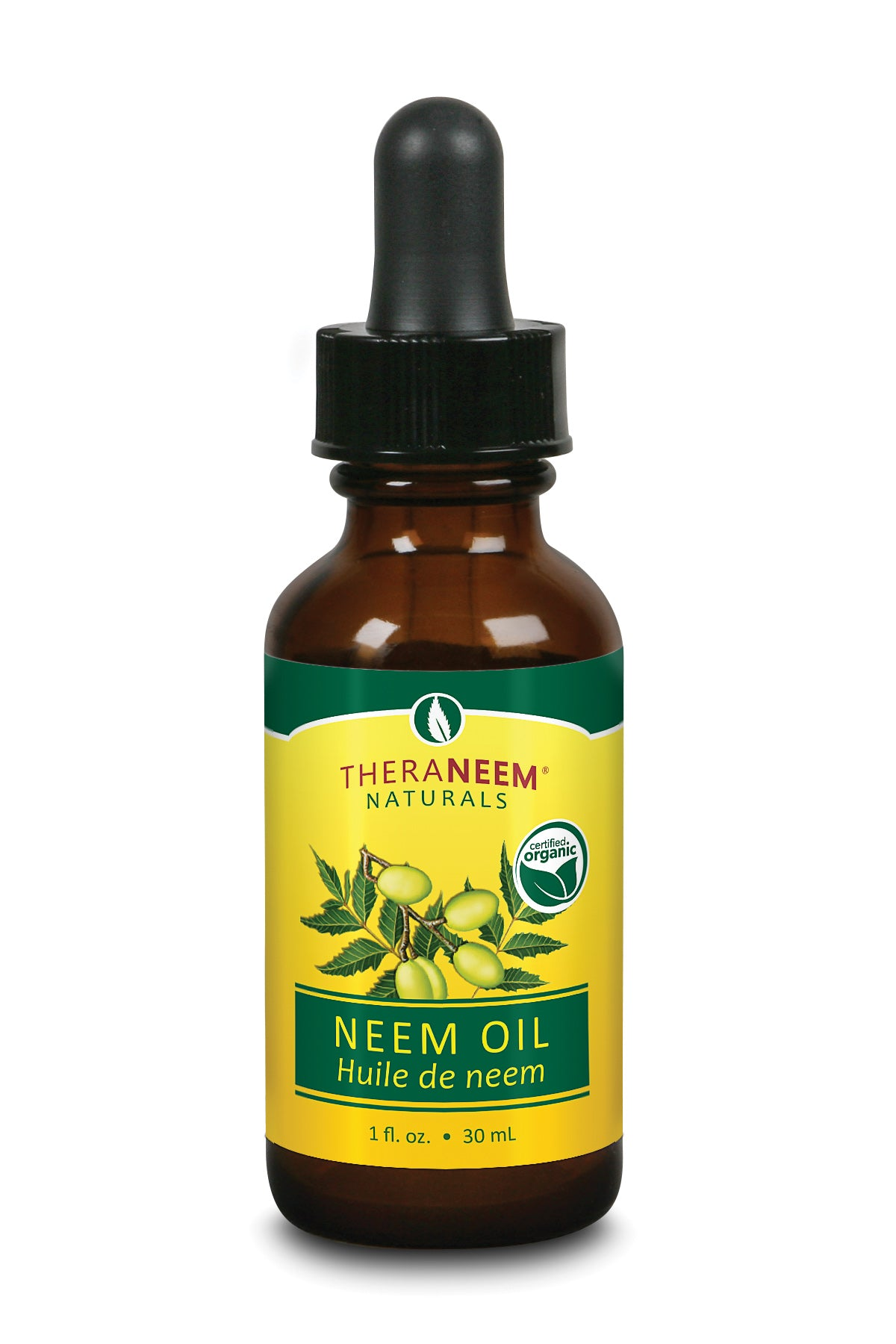 Neem Oil, Pure Cold Pressed - Pure Cold Pressed