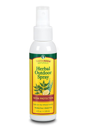 Neem Herbal Outdoor Spray - Default Title