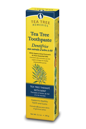 Tea Tree Toothpaste - Default Title
