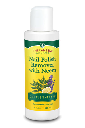 Nail Polish Remover With Neem - Default Title