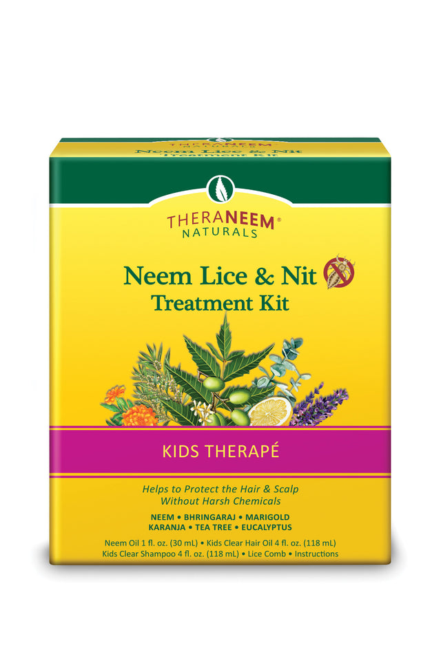 Nice Lice & Nit Treatment Kit - Default Title