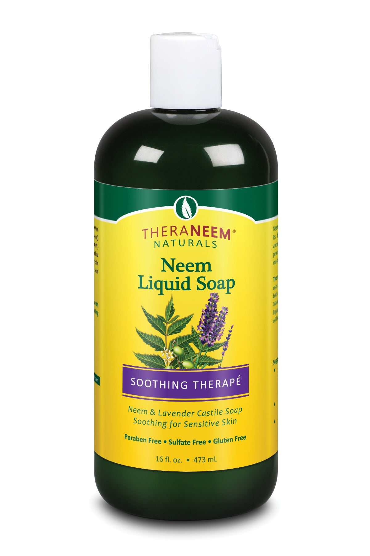 Neem Liquid Soap Soothing Therape - Default Title