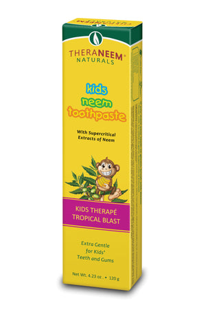 Kids Neem Toothpaste, Tropical Blast - Default Title