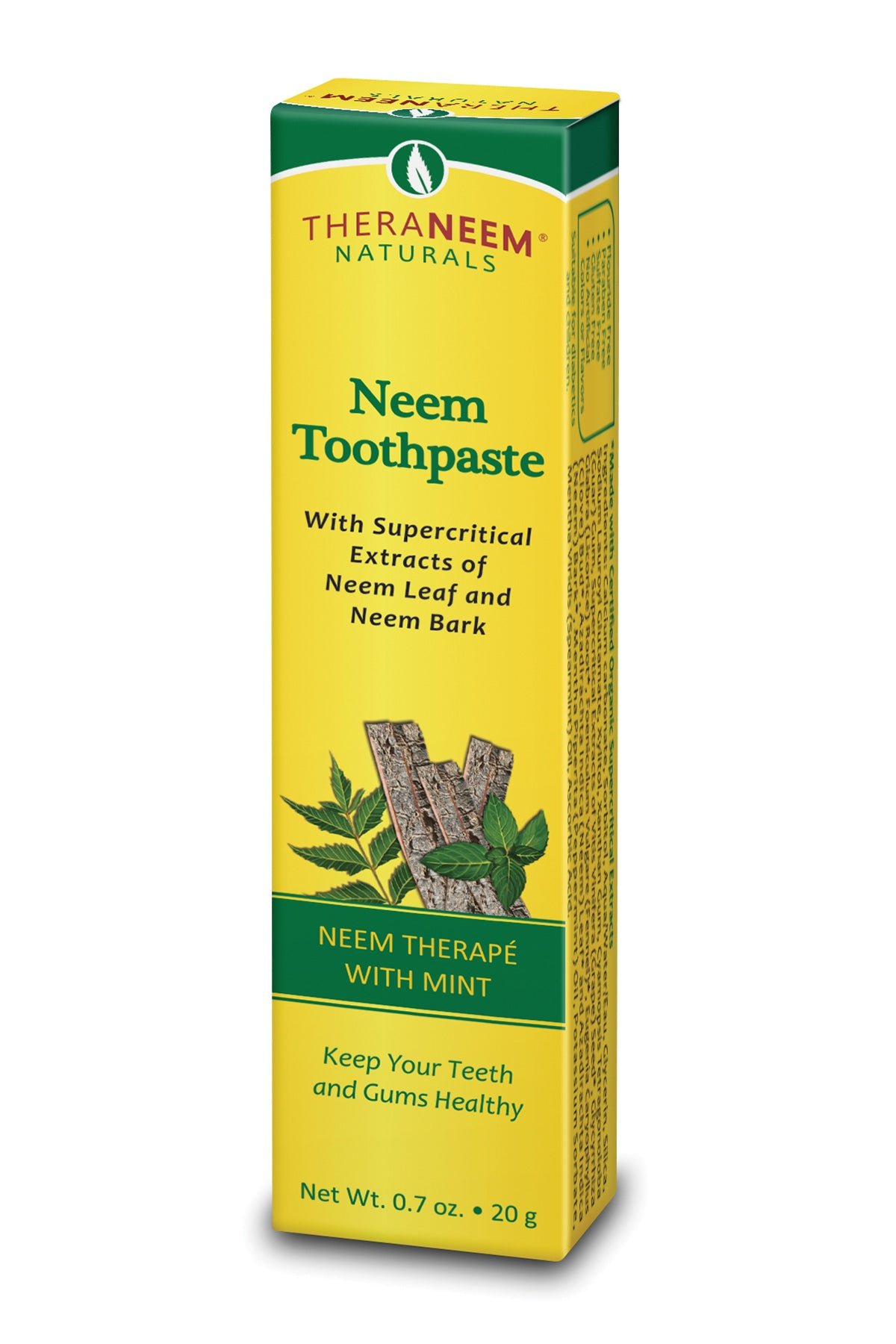 Neem Toothpaste Travel Size - Default Title