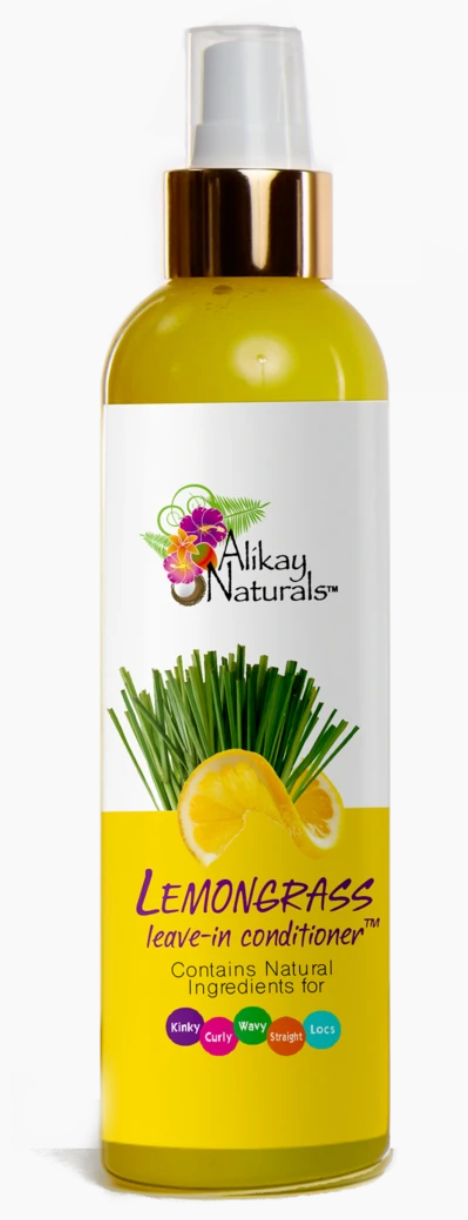 Alikay Naturals Lemongrass Leave-In Conditioner