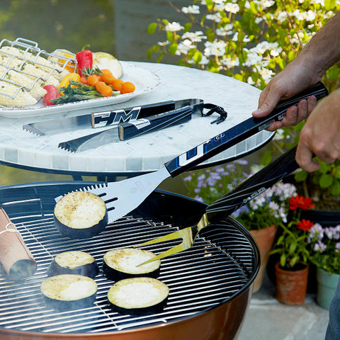 Requip'd BBQ Sets Made From Hockey Sticks - Shop BBQ Sets