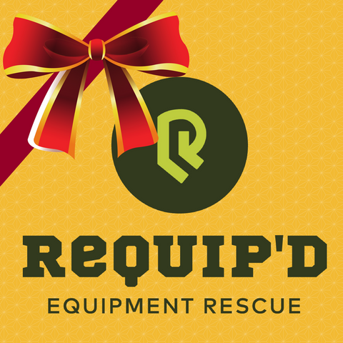 Requipd Gift Card - The Perfect Gift for Hockey Fans  Gift Cards - Requip'd formerly Hat Trick BBQ - Made from hockey sticks and hockey gear - perfect gifts for hockey fans