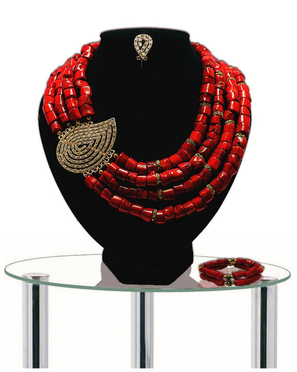 BBD001 - African Beaded Jewelry