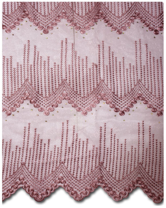 FRN023 - French Lace - Peach