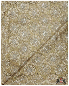 FRN058 - French Lace - Gold