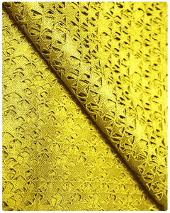 GPR006 - Guipure Lace - Yellow