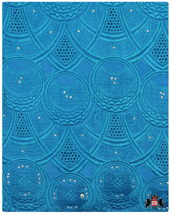 CTV033- Cotton Voile -Blue